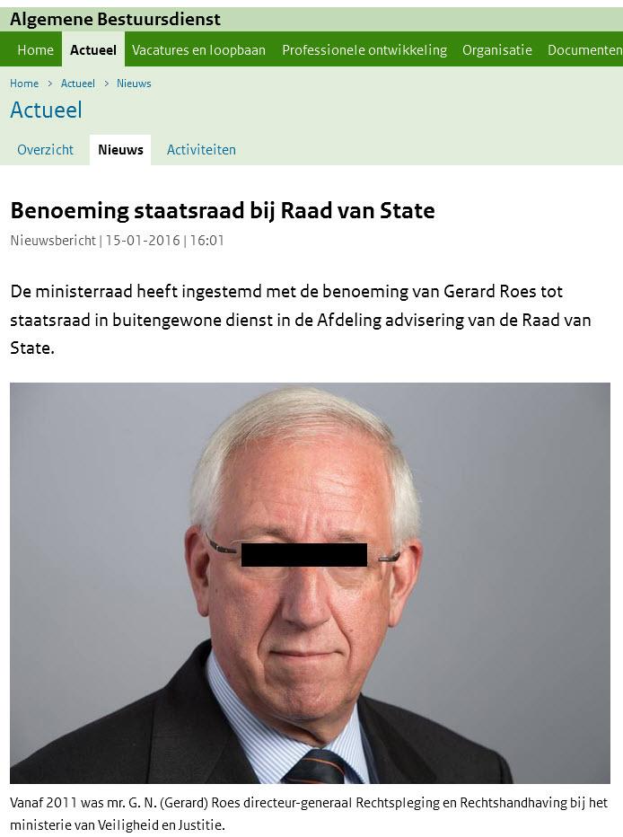 afdeling advisering raad van state